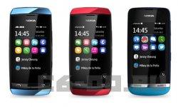 Nokia представила сенсорные телефоны Asha 305, 306, 311