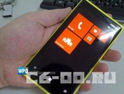 Фото нового смартфона Nokia на Windows Phone 8