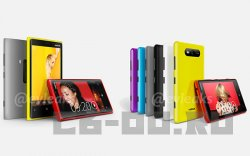 Nokia Lumia 820 и Lumia 920 Pureview: новые смартфоны под управлением Windows Phone 8