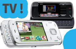 ТВ приложение SPB TV для Nokia