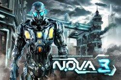 Сюжет игры N.O.V. A. 3 для Nokia