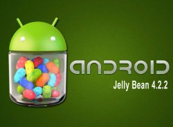 Выход Android 4.2.2 Jelly Bean