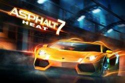 Asphalt 7 Heat - гоночная игра для новых смартфонов