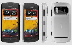 Обновление ОС смартфона Nokia 808